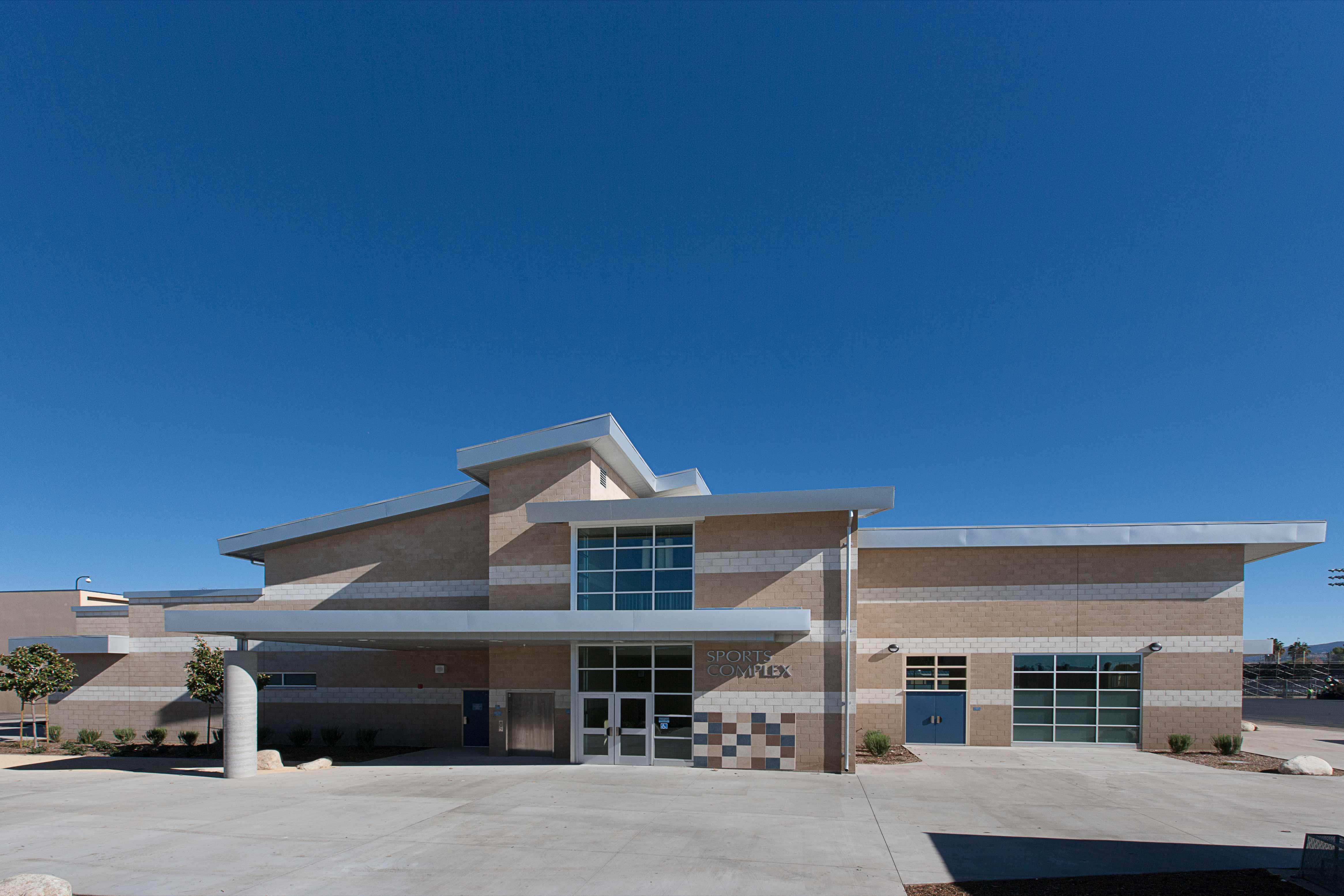 El Cajon Valley Physical Education Complex - Erickson Hall ...